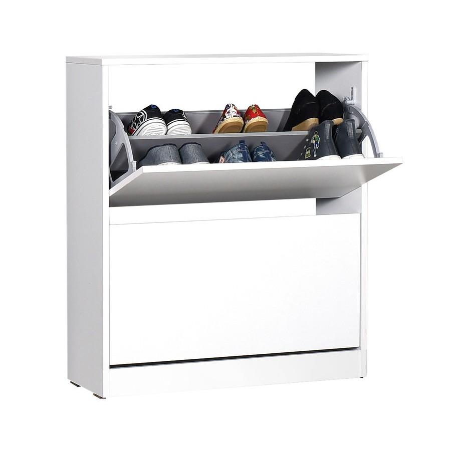 Zapatero-de-madera-Dos-colores-Dos-puertas-Capacidad-12-zapatos